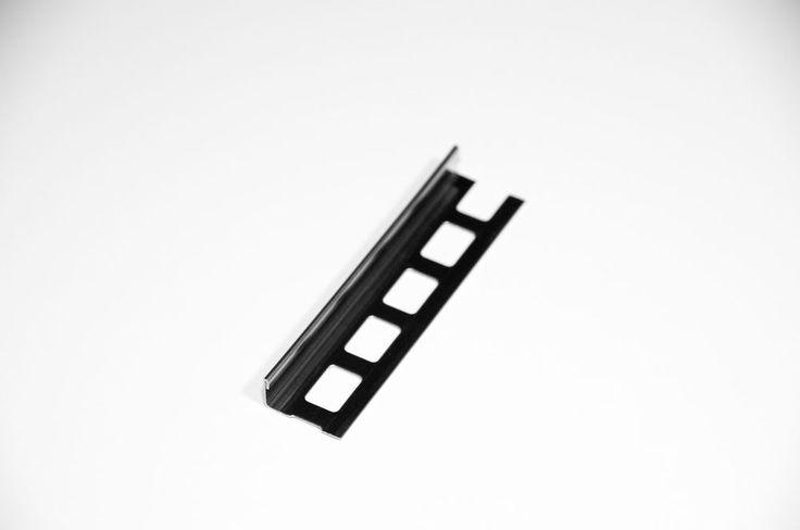 20x 250 cm Winkel - 12,5 mm Fliesenprofil Fliesenschiene  Edelstahl GLÄNZEND