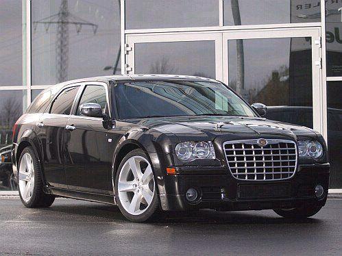 2007 Chrysler 300C Touring AWD