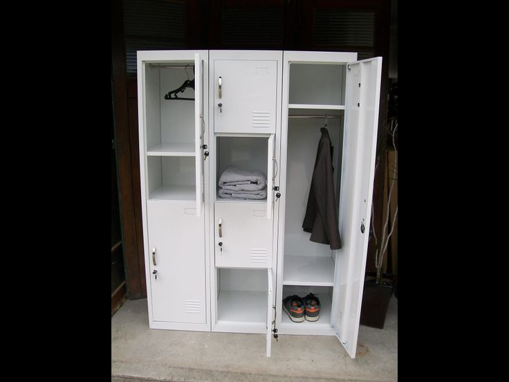 Storage Combo by NZ Locker Shop