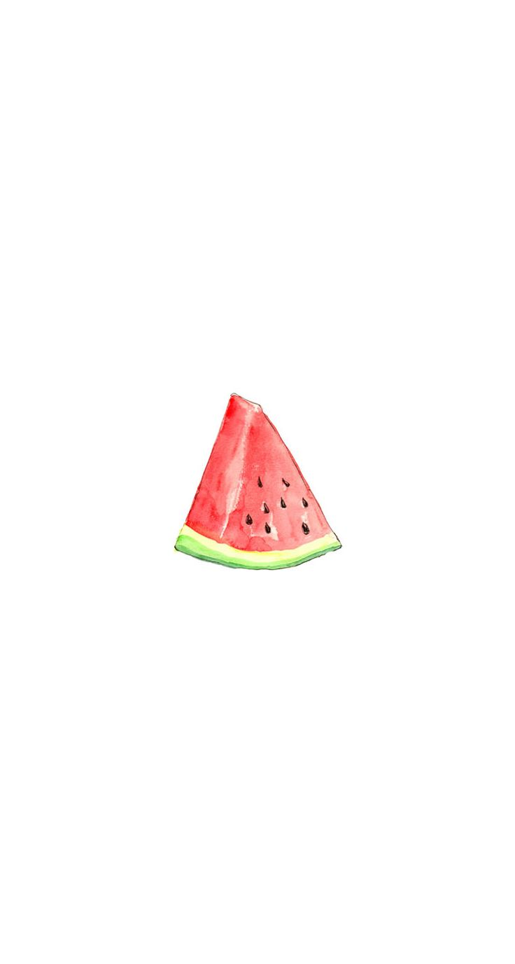 #Watermelon / Download more #Fruity #iPhone #Wallpapers and #Backgrounds at @prettywallpaper
