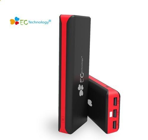 Power bank Portable Charger 16000 mAh External Battery 3 USB