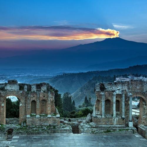 Sizilien: Ätna