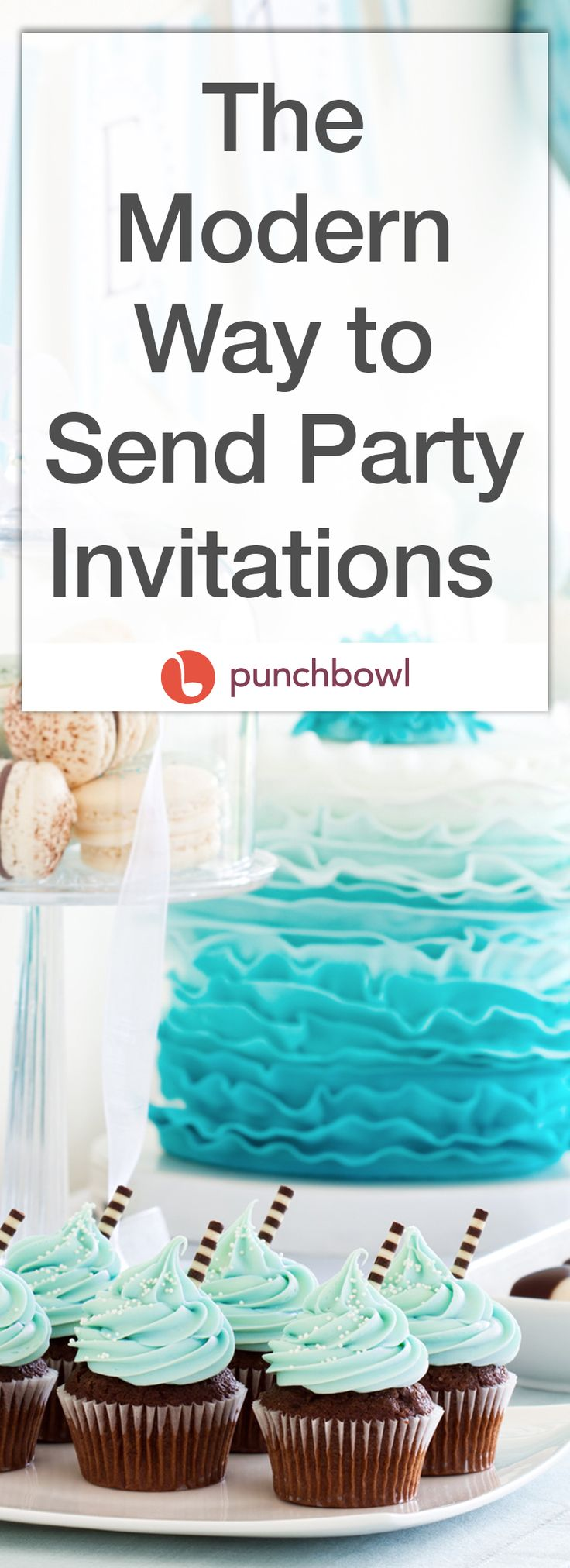 Paper invites are too formal, and emails are too casual. Get it just right with online invitations from Punchbowl. We've got everything you need for that birthday party.    http://www.punchbowl.com/online-invitations/category/47?utm_source=Pinterest&utm_medium=42.1P