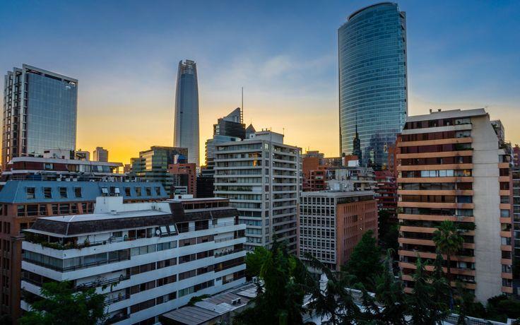 Santiago, Chile. Foto_José Antonio Herrador García