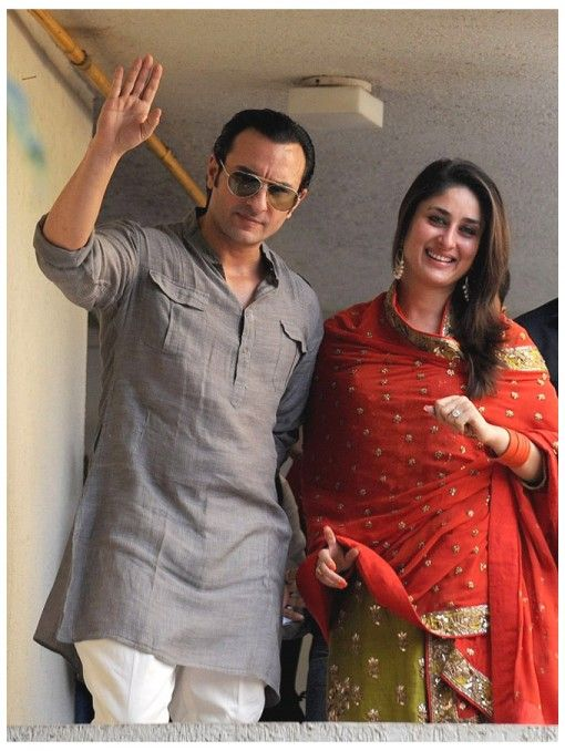 Kareena Kapoor & Saif Ali Khan Wedding  on IndianWeddingSite.com
