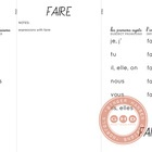 Use these four separate foldables to teach ER, IR, RE and FAIRE verbs.  This is one download for all four products....