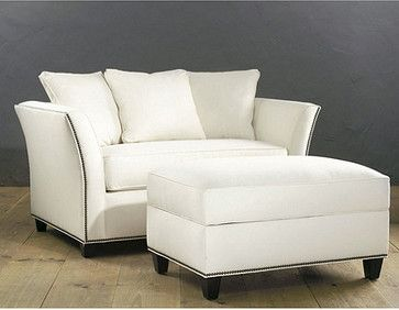 twin size sleeper chair   Tate Twin Sleeper with Storage Ottoman traditional-sofa-beds