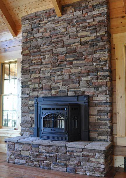 Corner Fireplace Surrounds