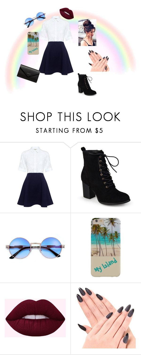 """🌈💓"" by bunnii337 ❤ liked on Polyvore featuring Paul & Joe Sister, Journee Collection and Balenciaga"