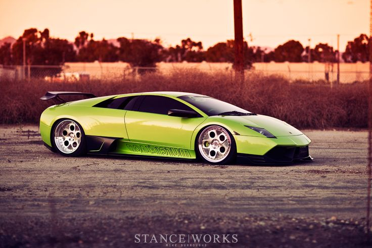 Awesome Bagged Lamborghini Murcielago | Automotive | Pinterest | Lamborghini, Cars  And Zoom Zoom Photo