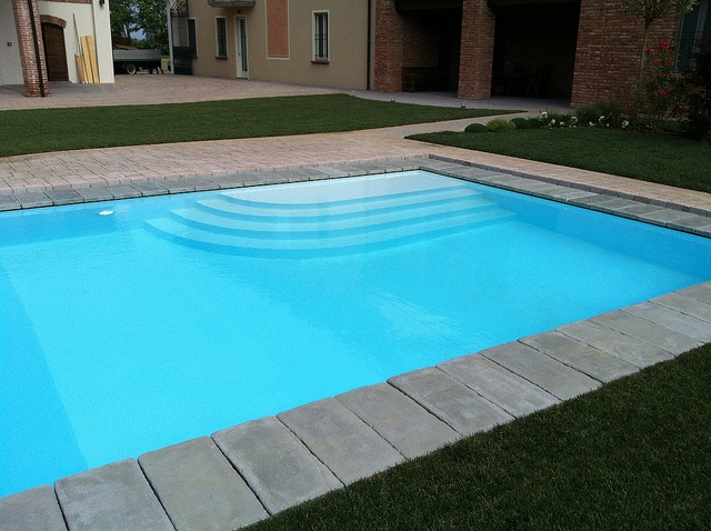 oltre 1000 idee su piscina in cemento su pinterest patio