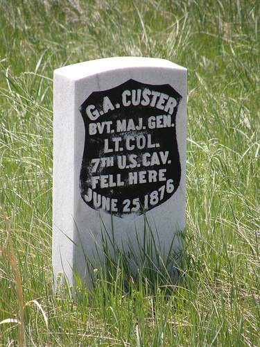 George Armstrong Custer General United States Army