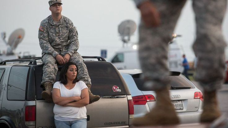 Four Dead in Fort Hood Shooting