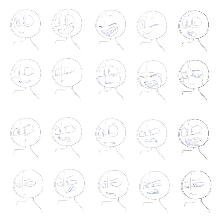 "EXPRESSIONS SHEET 1""[Free Transparent Download and PDF File Here]""Here's the first set of emotions!! Feel free to change it in any way you want ^^Please leave an emotion suggestion in the inbox.Donate me some Ko-fi so I can continue helping you!"