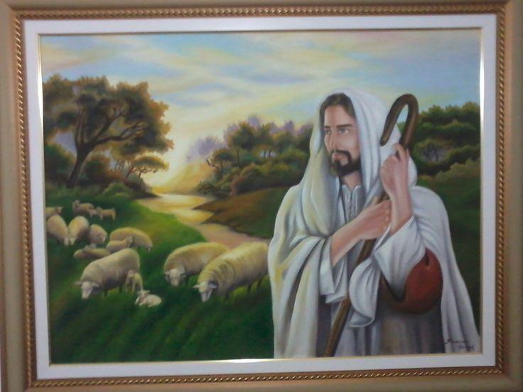 Ama o Pastor Seu rebanho.