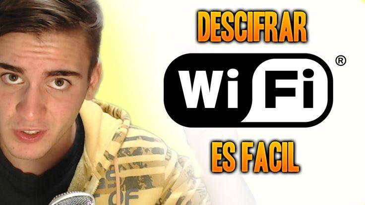 Como descifrar Claves WiFi MEJOR MÉTODO - WEP, WPA y WPA2 y WPA2-PSK - W...