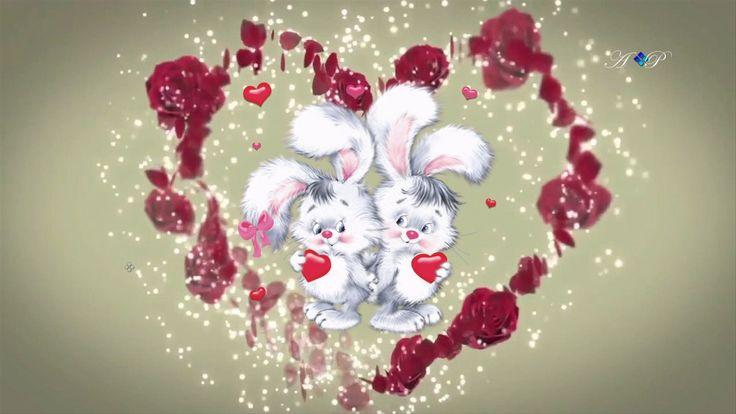 d335d3ea51ce18dc9f3609ad4804be8a romantic video romantic music - 💖💖 Happy Valentine's Day 💖💖 I congratulate you on Valentine's ...