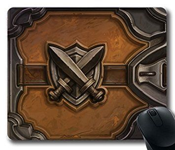 Hearthstone Heroes Of Warcraft Mouse Pad (180mm*220mm) TR3HG7089412
