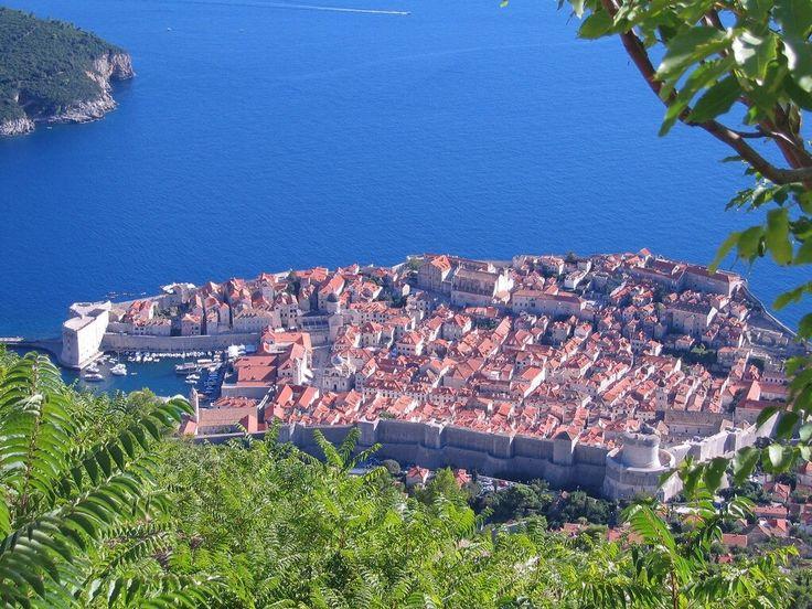 Дубровник, Хорватия. Сказочное место, которое можно посетить в рамках морского круиза.