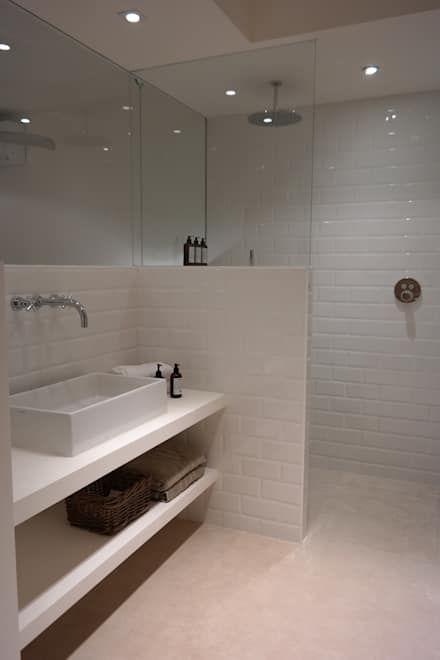 21 best Badezimmer images on Pinterest Bathroom, Half bathrooms - putz im badezimmer