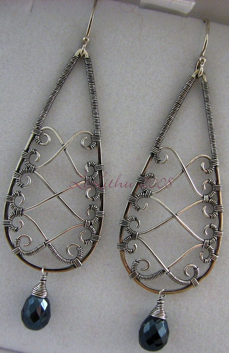 Find This Pin And More On Jewelry Inspiration  Wire Wrap