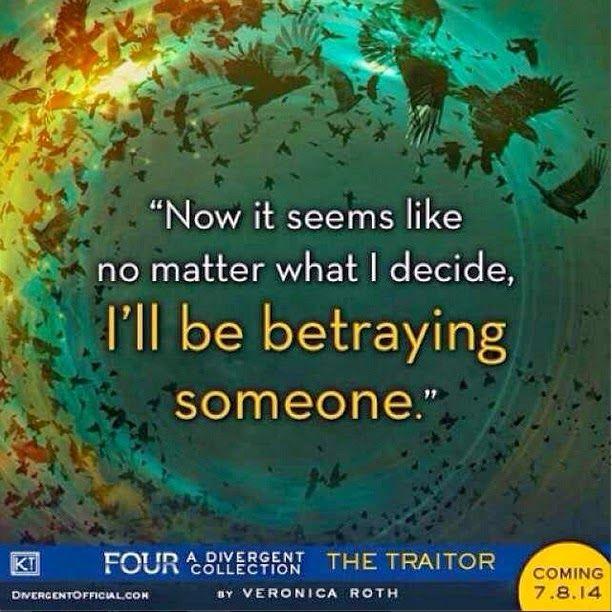 """DivergentWorldRo: Nou citat din """"Four: A Divergent Collection"""""""