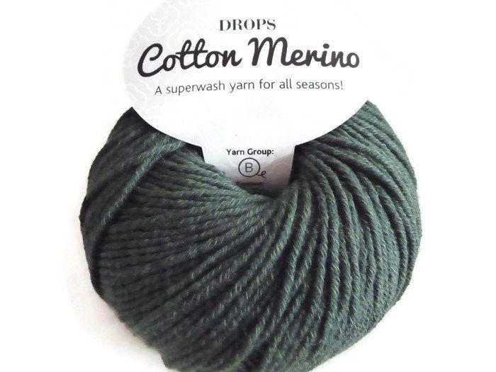 Drops Cotton Merino by abKnitwear on Etsy