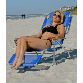 Position Beach Chair without Leg Rest P.