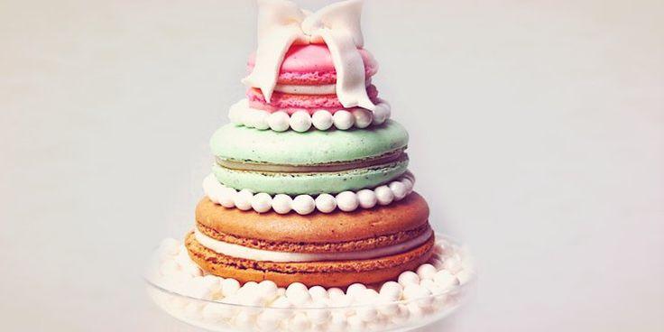 20 Pasteles alternativos para que tu boda no sea ordinaria