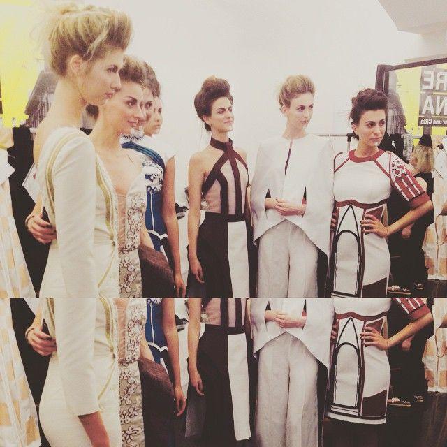 NEXT Fashion Art 2015 - BACKSTAGE