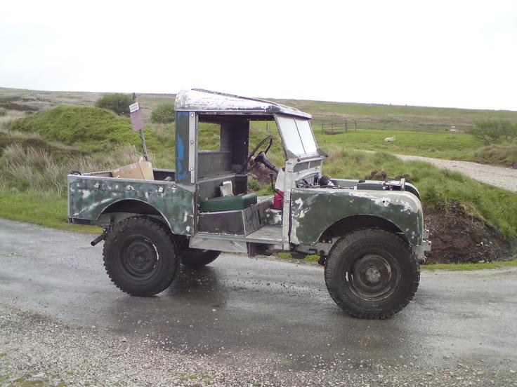 SWB Land Rover