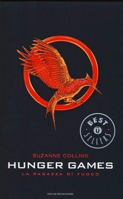 """Libro Fatato: Recensione """" Hunger Games La Ragazza Di Fuoco"""""""