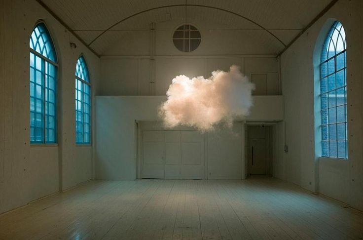 Berndnaut Smildeas - Cloud