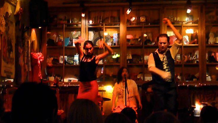Tablao Flamenco El Naranjo, Ciudad de Buenos Aires.