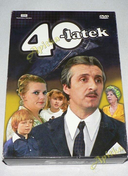 """Serial """" 40 Latek """""""