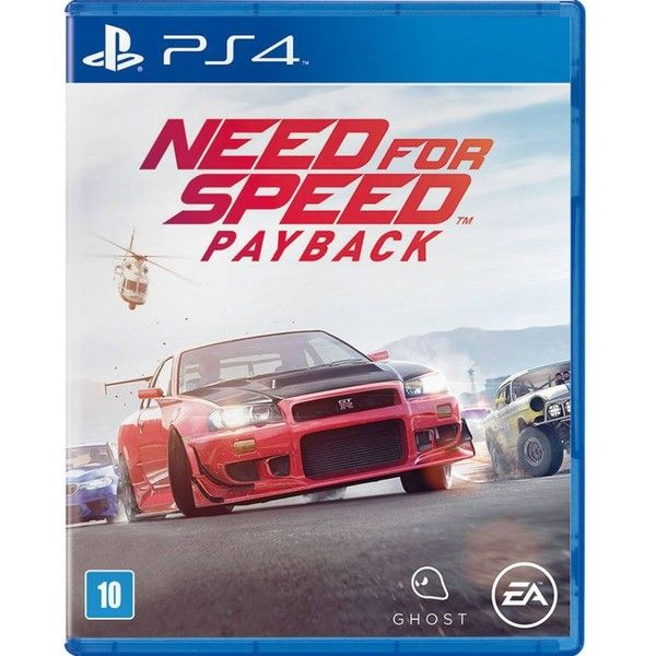 Game - Need For Speed: Payback - Xbox One