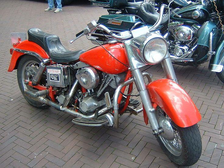 Harley-Davidson 2 - Harley-Davidson FL - Wikipedia