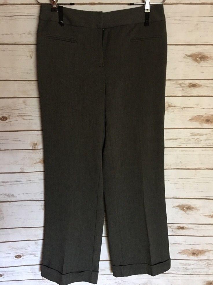 Petite lined career pants — img 2