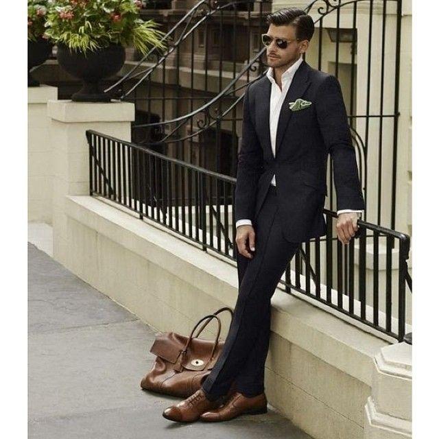 #menswear #fashion #luxury #suit