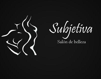 """Check out new work on my @Behance portfolio: """"Logo Peluquería Subjetiva Salón de belleza"""" http://be.net/gallery/43599929/Logo-Peluqueria-Subjetiva-Salon-de-belleza"""