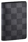 $139.00 Damier Graphite canvas Pocket Organizer N63075