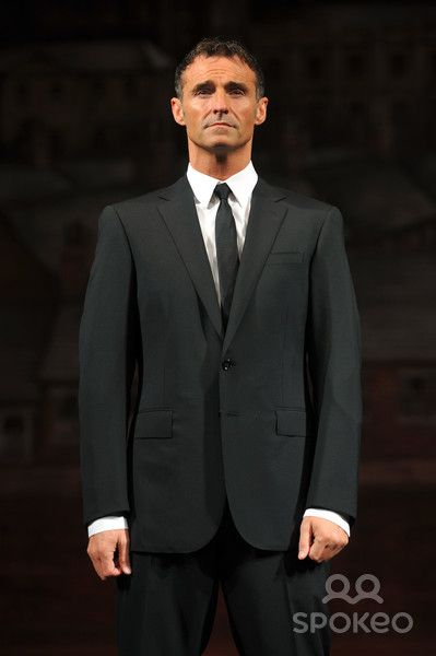 Marti Pellow 'Blood Brothers' photocall at the Phoenix Theatre