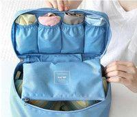 Hygienic Travel Bag Underwear Pouch Bra Holder Storage Bag Organizer Handbag