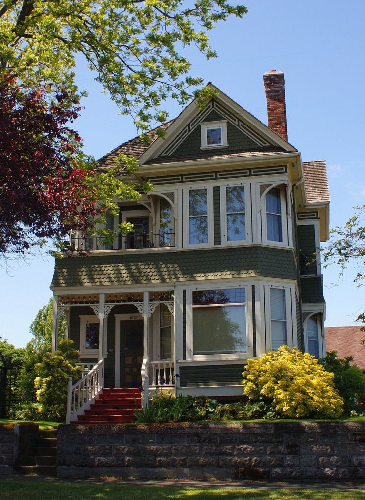 294 best House Design Victorian Houses images on Pinterest