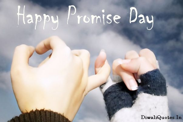 Speaking without egos, Loving without intentions, Caring without expectations, I promise you that you will be mine always. Happy Promise Day 2016