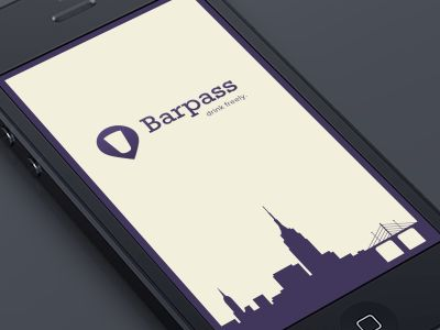Dribbble - Barpass Loader GIF by Axel Gillino #UImotion