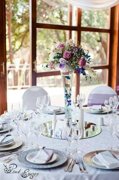 Floral Design & Decor  by www.pinkenergyfloraldesign.co.za