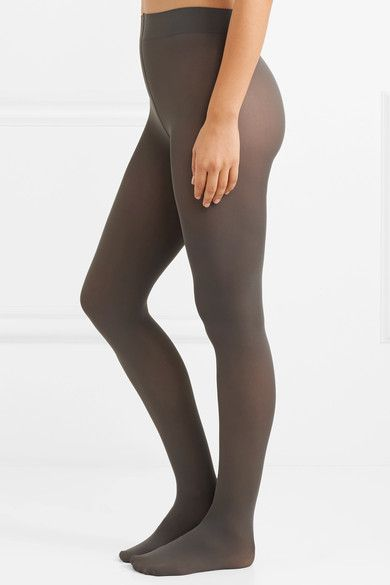Falke - Pure Matt 50 Denier Tights - Anthracite