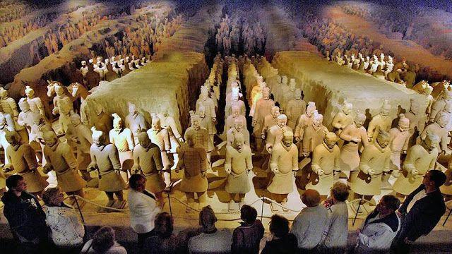 Οι αρχαίοι Έλληνες είχαν ταξιδέψει στην Κίνα πολύ πριν τον Μάρκο Πόλο  Η Κίνα και η Δύση ...