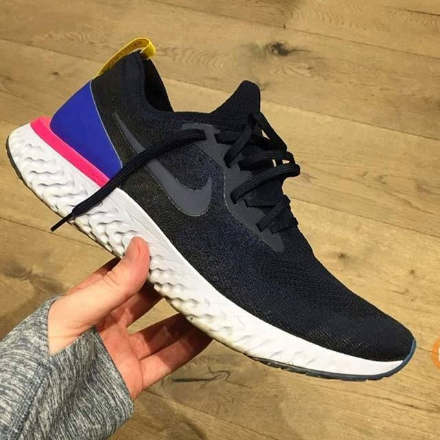 Check out @prairiekicks for his in-depth review of the Nike Epic React  Flyknit
